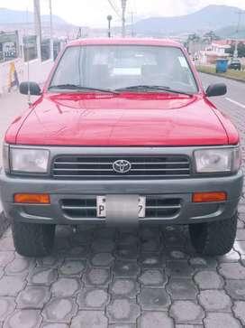 Vendo Toyota Tunner