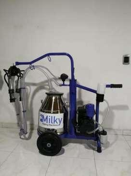 Equipos de Ordeño Milky Importados