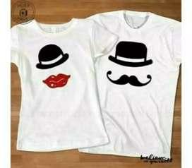Camisetas personalizadas Día San Valentín
