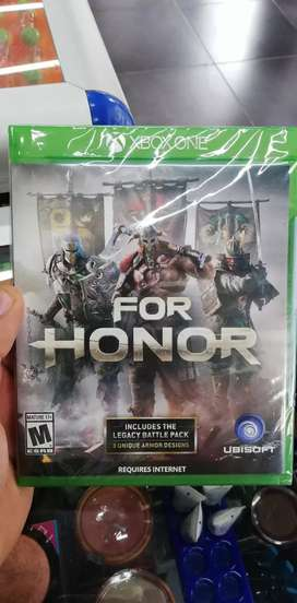 For Honor Xbox one nuevo