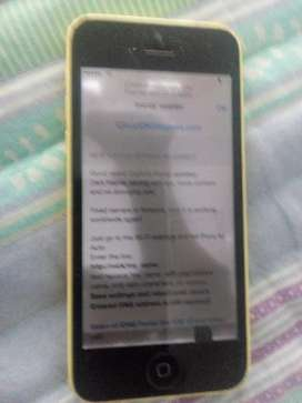 Vendo Iphone 5S Leer!