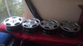 Vendo O Cambio Rines Peugeot Originales