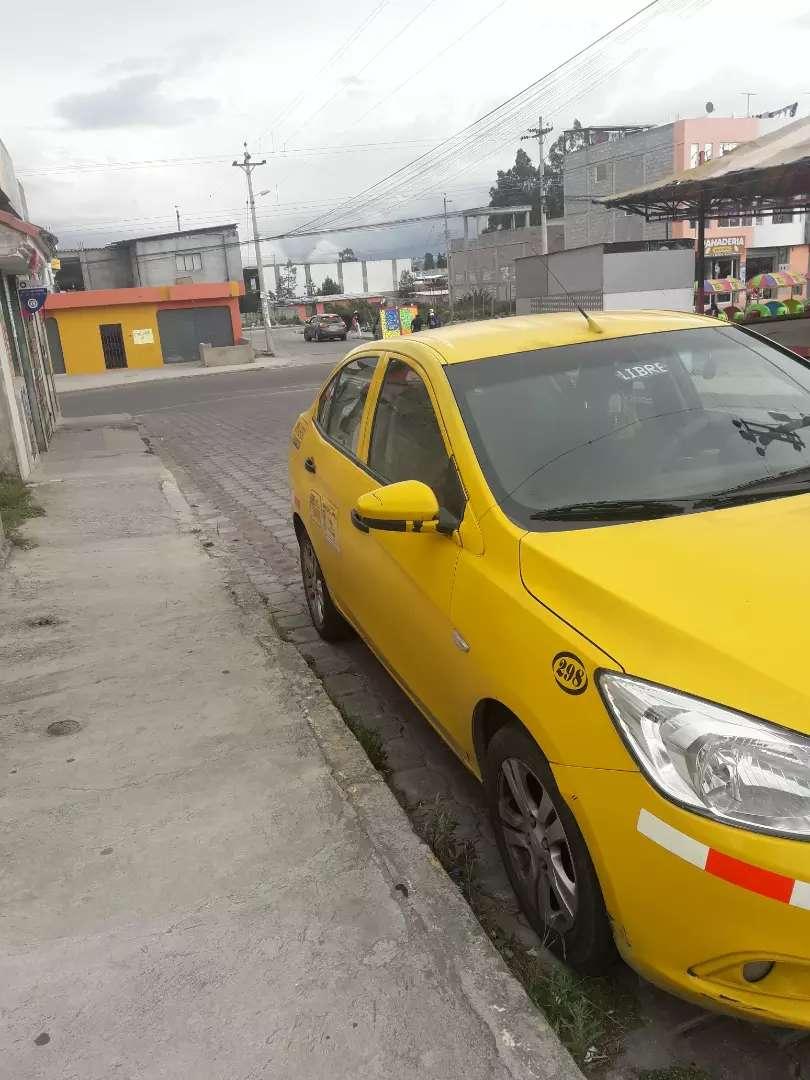 Vendo taxi 0