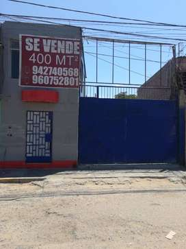 REMATO LOCAL COMERCIAL DE 400 MT2 EN CHICLAYO A TRATAR.