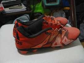 vendo botines de futbol