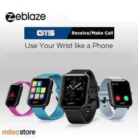 Zeblaze GTS Smartwatch - Llamadas Bluetooth - OXÍMETRO - OFERTA ENERO