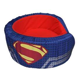 CAMA EN TELA SUPERMAN
