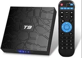 Tv Box T9 4gb Ram 32gb Rom Android 9.0
