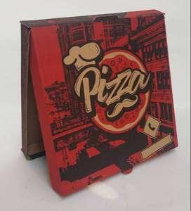 Cajas para Pizza y hamburguesa