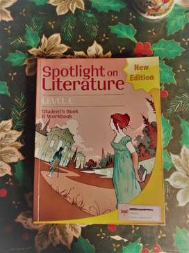 LIBRO SPOTLIGHT ON LITERATURE LEVEL E