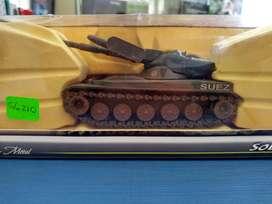 1/50 Tanque Amx 13 Armado Die Cast Sukhoi Barco Mirage Cd  Auto Dakar Avion
