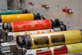 Fabricante de etiquetas con impresión flexo gráfica