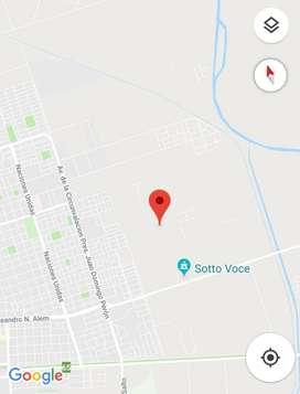 Terreno en venta de 1500 M2 en barrio residencial cerrado Cipolletti
