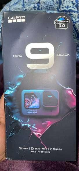 go pro 9 hero black
