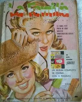 Libros de Costura y Belleza La Familia Años 1949 y 1959