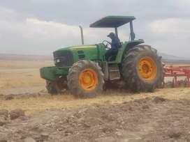 Tractor jhon deere 6110