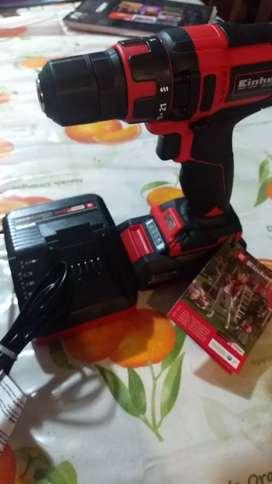 Vendo atornilladora sin uso