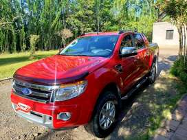 Vendo Ford Ranger Limited 3.2 lts cd 4x4 limited