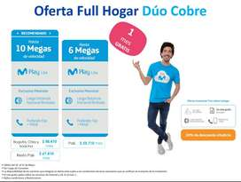 Plan Full Hogar de Movistar