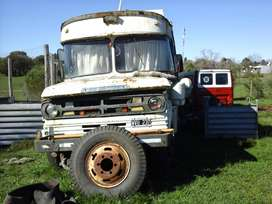 Camion doge motor fiat 673 caja g32