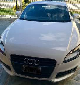 Audi Tt 2.0 Vendo Liberada