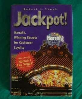 Jackpot Robert L Shook Libro en Ingles