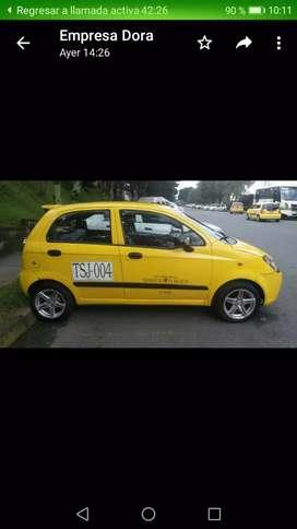Vendo Taxi con Cupo. Empresa Taxi Individual