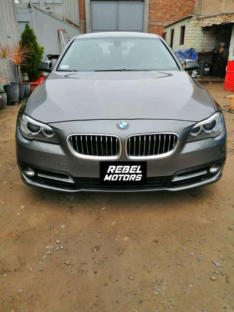 416. BMW 520i, 2014 0