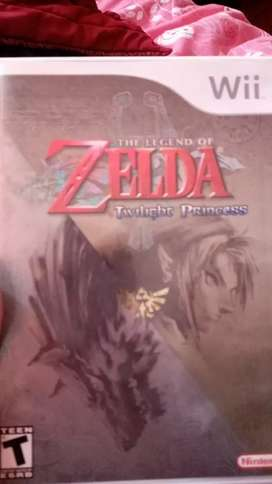 Zelda twilight princess original edición especial