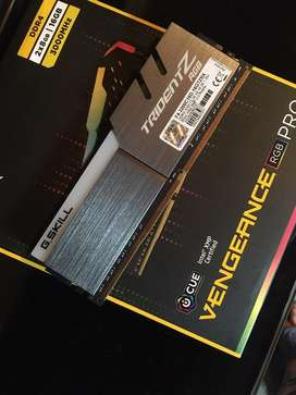 memoria ram ddr4 Triden Z 8GB