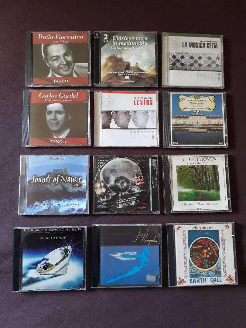 Lote 12 CD (varios) originales. 0