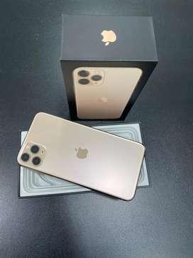 iPhone 11 Pro Max Dorado de 64Gb