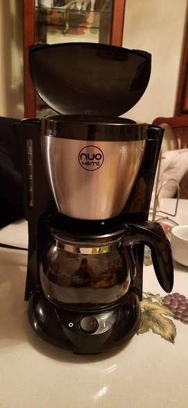 Cafetera eléctrica 10 tazas como nueva