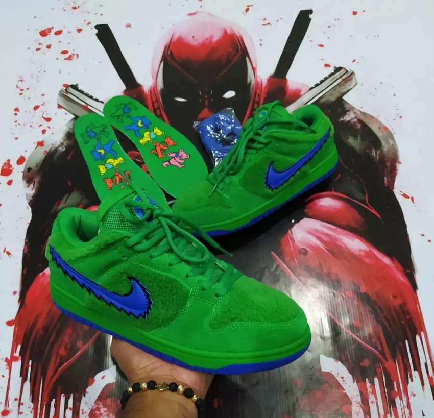Tenis Nike SB Bear Park caballero 0