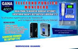 telefono publico ventas y servicios
