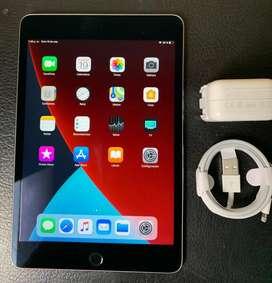 Ipad mini 4 32gb wifi space gray LEER
