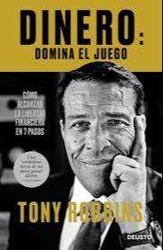 Libro Dinero Domina El Juego Tony Robbins