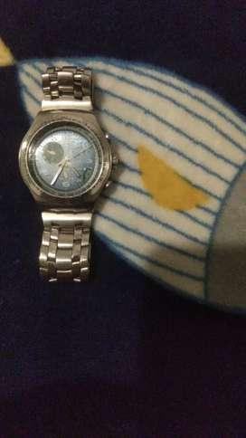 Vendo reloj swatch de los grandes