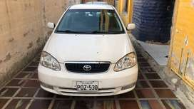 TOYOTA COROLLA AT 1.8