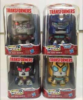 Mighty Muggs Transformers Hasbro