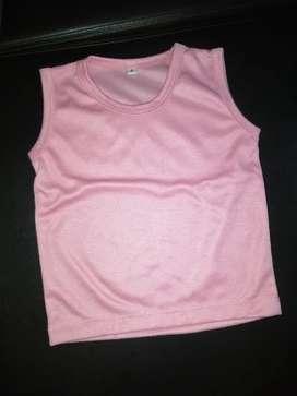 Camisetas para niñas y niñas