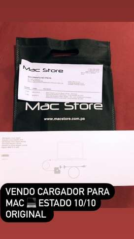 Cargador original Macbook Air