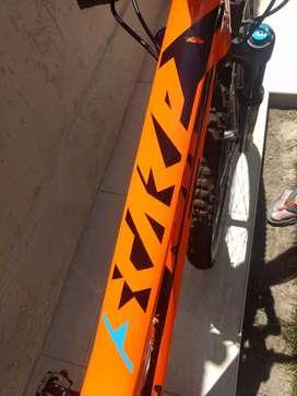 KTM SCARPE R29 DOBLE SUSPENCIÓN FULL XT