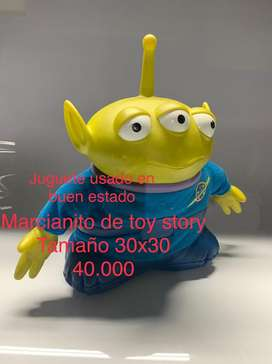 Vendo figura alien (toy story)