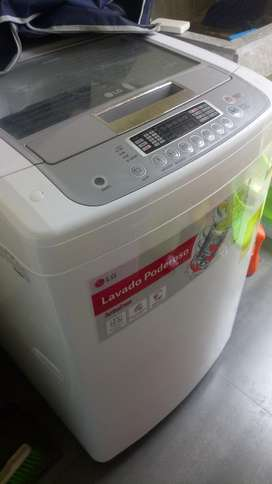 Lavadora Lg Turbodrum 16k
