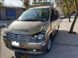 Minivan dongfeng 11 pasajeros