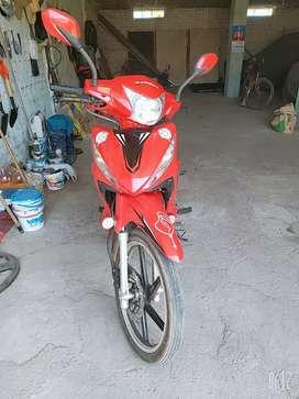 Vendo 2 motos lineales nuevas por salud