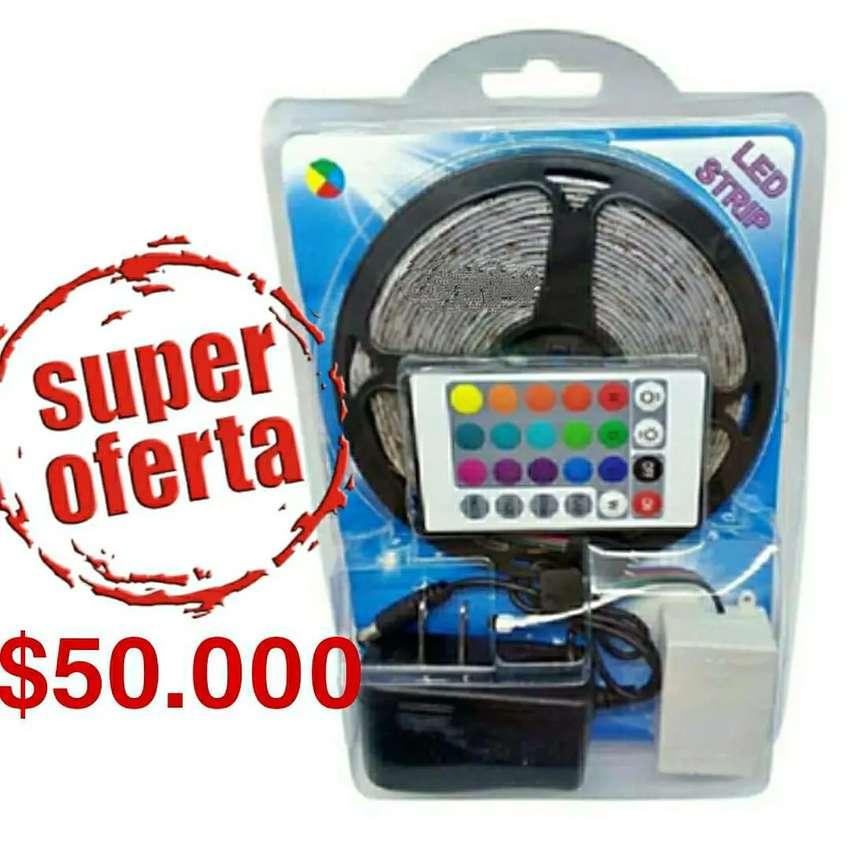 Kit de luces LED RGB 5 metros