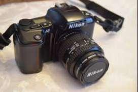 cámara Nikon N6006 a rollo profesional excelente estado!