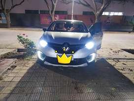 Única Renault Captur Intens 2.0 2020 Nafta